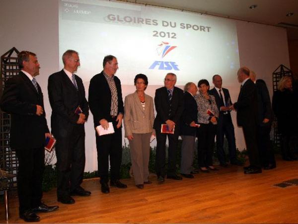 Gloires du Sport 2012